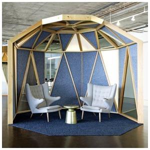 Новые подходы к организации офисного пространства — Иностранный опыт на The Village