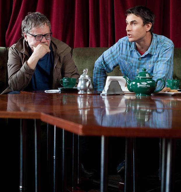 Александр Иванов и Сергей Шаргунов: Что творится в современной литературе? — Что творится на The Village