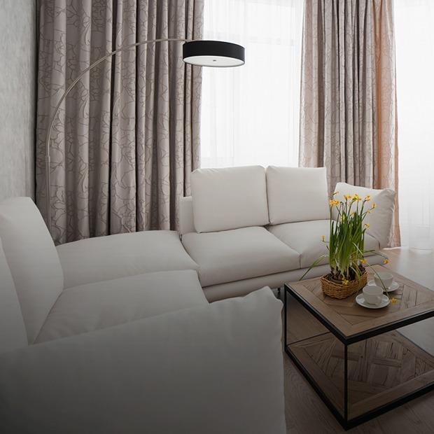 Квартира c минималистичным интерьером на Крестовском острове  — Квартира недели на The Village