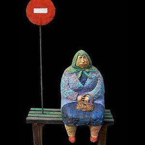В парке Шевченко установили памятник бабушке — Ситуация на The Village