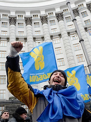 Эйфория по-киевски: Чего украинские предприниматели ждут от евроинтеграции — Hopes & Fears на The Village