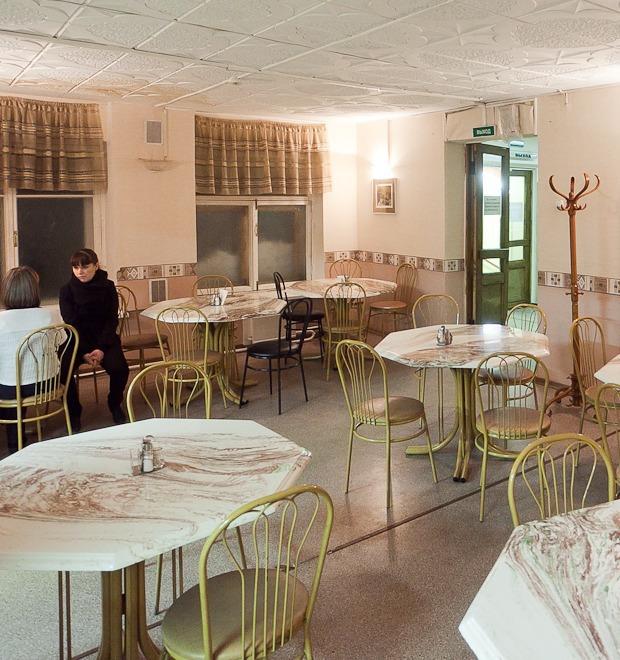 Все свои: Столовая в «Пассаже» — Рестораны на The Village