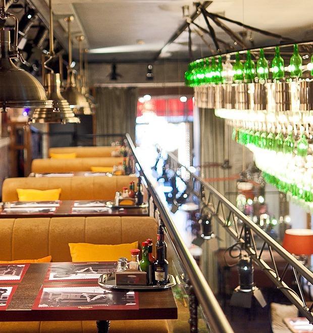 В Доме Мертенса открылся ресторан-кондитерская Bengel & Zaek — Рестораны на The Village
