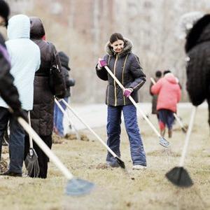 Более 20 тысяч киевлян выйдут на уборку 140 парков и скверов — Ситуация на The Village