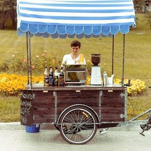 Личный опыт: Как превратить велосипед в кофейню на колесах — Личный опыт на The Village