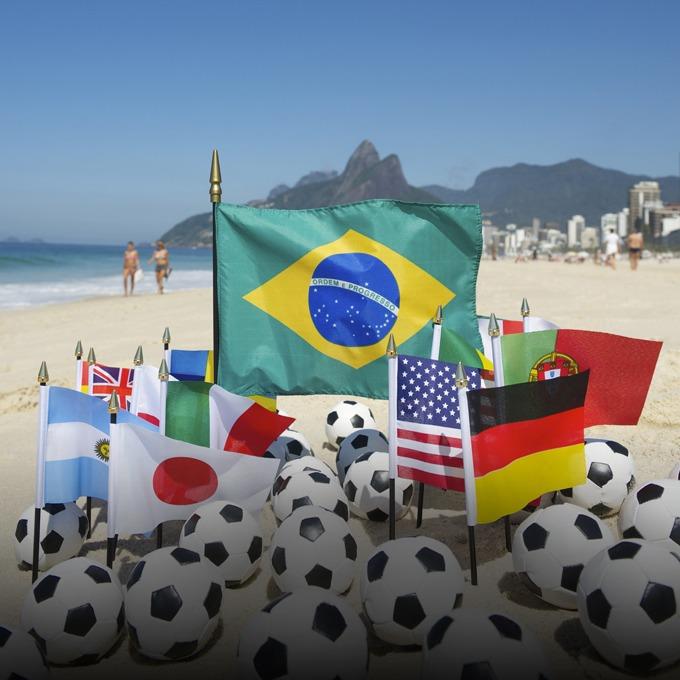 Игра на деньги: Кто победит на чемпионате мира по футболу — Как это работает на The Village