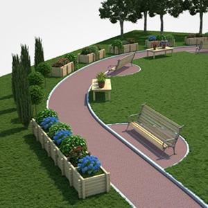 Как реконструируют Ботанический сад — Общественные пространства на The Village