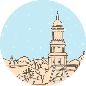 Утро в Киеве: 23 января — Утро в Киеве на The Village