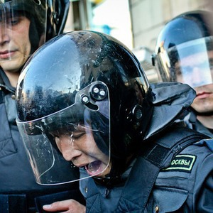 Copwatch: действия полиции на митинге «Стратегии-31» на Триумфальной площади