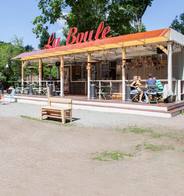 Еда в парке Горького: 33 кафе, ресторана и киоска