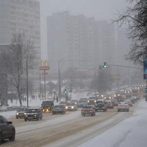 В столице начались сильнейшие снегопады — Ситуация translation missing: ru.desktop.posts.titles.on The Village