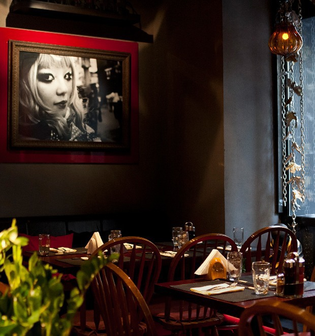 Мария Хейворд о ресторане Roni — Любимое место на The Village