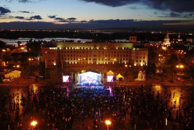Как прошел День города в Иркутске