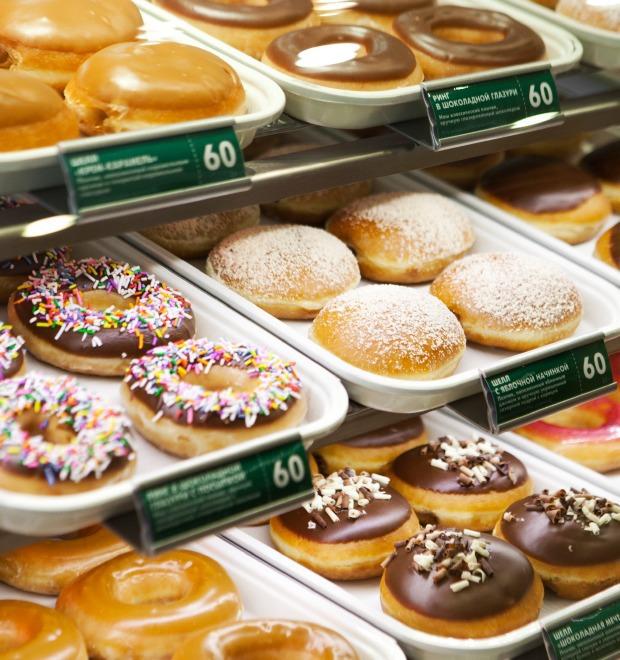 Пончиковая Krispy Kreme