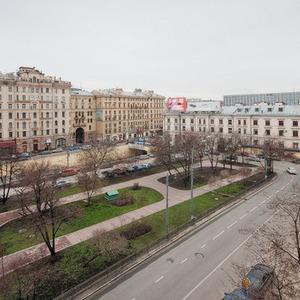 Власти предложили автомобилистам выбрать схему движения на «Маяковской» — Транспорт на The Village