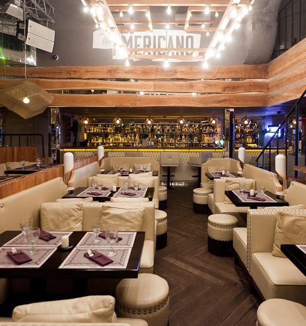 Ресторан-бар The Americano открылся на месте Soholounge — Рестораны на The Village