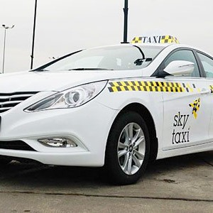 Специальная служба такси будет возить пассажиров от Борисполя до Киева — Ситуация на The Village