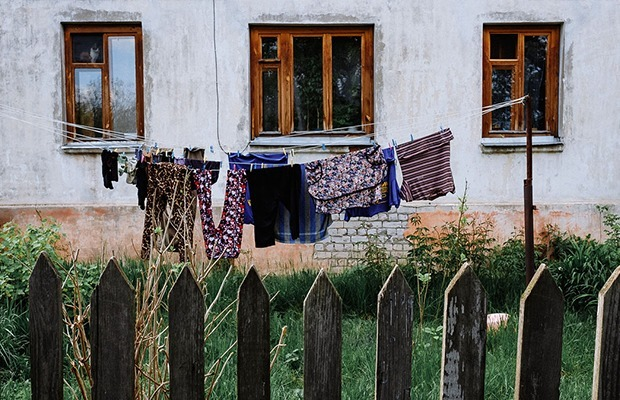Улица Левинка — Фоторепортаж на The Village