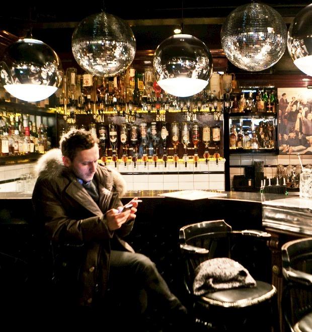 Любимое место: Алексей Малыбаев о Shop & Bar Denis Simachev — Рестораны на The Village