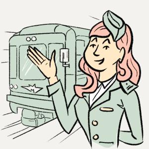 Почему женщин не берут в машинисты метро?