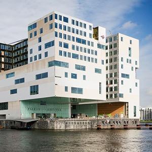 Остердокс, центр новой архитектуры Амстердама — Часть целого на The Village