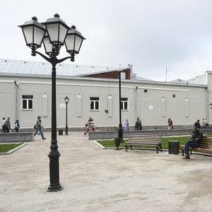 Фото дня: Как выглядит обновлённая Арбатская площадь — Город на The Village