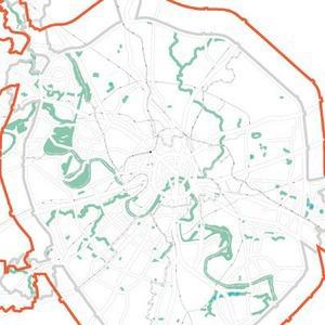 Москвичам предлагают выбрать названия новых округов — Город на The Village