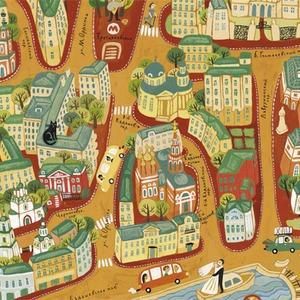 Уличное воспитание: Семейный квест «Московское ралли» — Общественные пространства на The Village