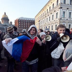 Центр Петербурга могут закрыть для проведения митингов — Ситуация на The Village
