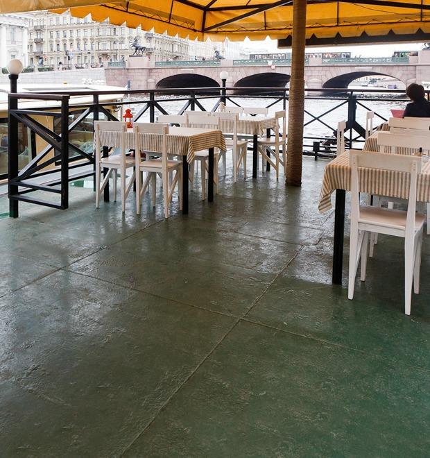 Новое место: Woodbarge — Рестораны translation missing: ru.desktop.posts.titles.on The Village