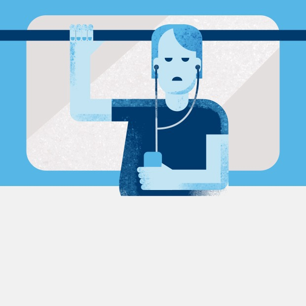 Почему по утрам в автобусах и метро никто не разговаривает? — Есть вопрос translation missing: ru.desktop.posts.titles.on The Village