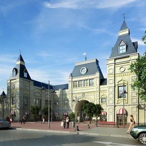 На Ленинградском шоссе появится крупный аутлет-центр — Ситуация на The Village