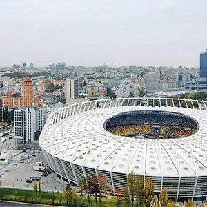 «Олимпийский» назвали лучшим стадионом Евро-2012 — Евро-2012 на The Village