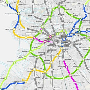 Новая линия метро откроется в 2016 году — Ситуация translation missing: ru.desktop.posts.titles.on The Village