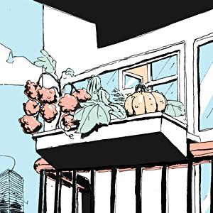 Есть вопрос: «Можно ли есть зелень с балкона?»