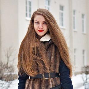 Внешний вид: Дина Павлова, PR-менеджер — Внешний вид на Look At Me
