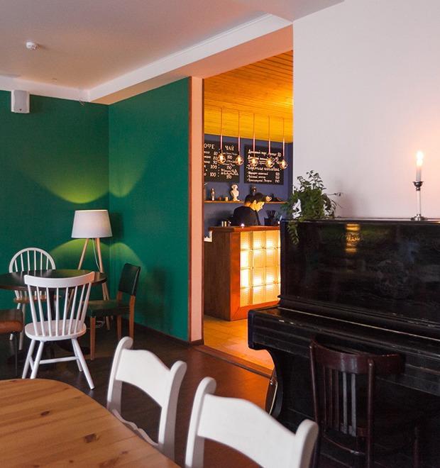 Кафе-бар The Local в Авиагородке — Новое место на The Village