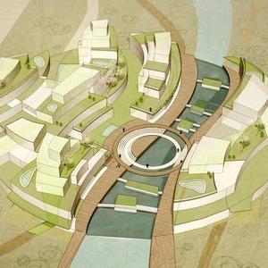 Для Петербурга разработали проекты эко отеля, банка и досугового центра — Архитектура на Look At Me
