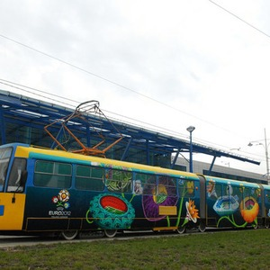 На Троещине вновь запустят скоростной трамвай — Ситуация на The Village