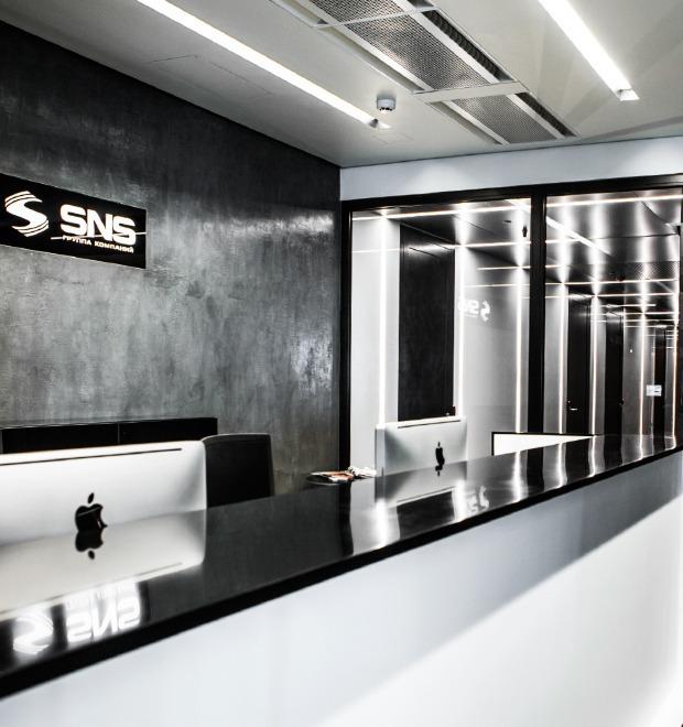Офис недели (Москва): SNS — Интерьер недели на The Village