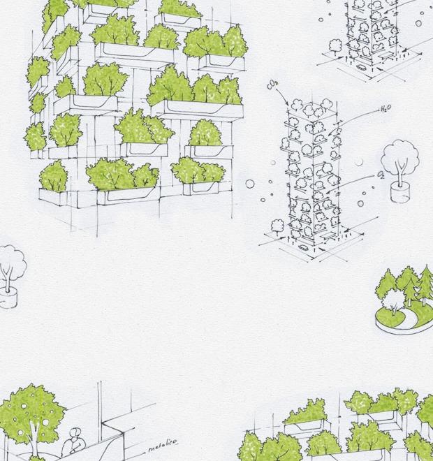 Идеи для города: Вертикальный лес в центре Милана — Иностранный опыт на The Village