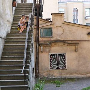 По ту сторону: Прогулка по одесским дворикам — Одесса на The Village