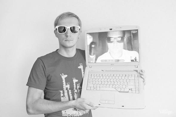 Николай Романов, совладелец журнала «Инфографика» — Свое место на The Village
