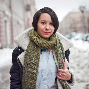 Внешний вид: Любовь Харченко, менеджер проектов — Внешний вид на The Village
