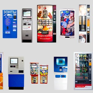 Коробка передач: 13 торговых автоматов — Санкт-Петербург на The Village