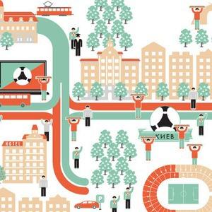 Евротурнир в Киеве: Цифры и факты — Евро-2012 на The Village