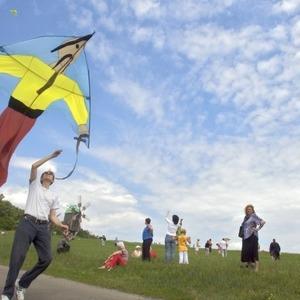 День города: Велогонки, воздушные змеи, аэростаты — Ситуация на The Village