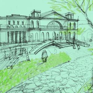 Перестройка: 4 проекта преобразования территории вокруг Балтийского вокзала — Перестройка на The Village