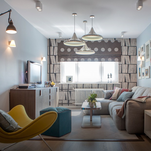 Просторная квартира для мамы с двумя детьми — Квартира недели на The Village