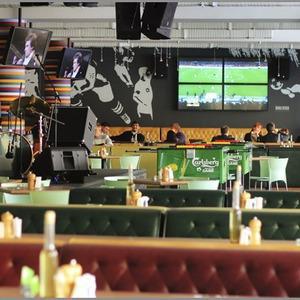 Паб Sport & Beer Olimpiyskiy закрыли — Евро-2012 на The Village